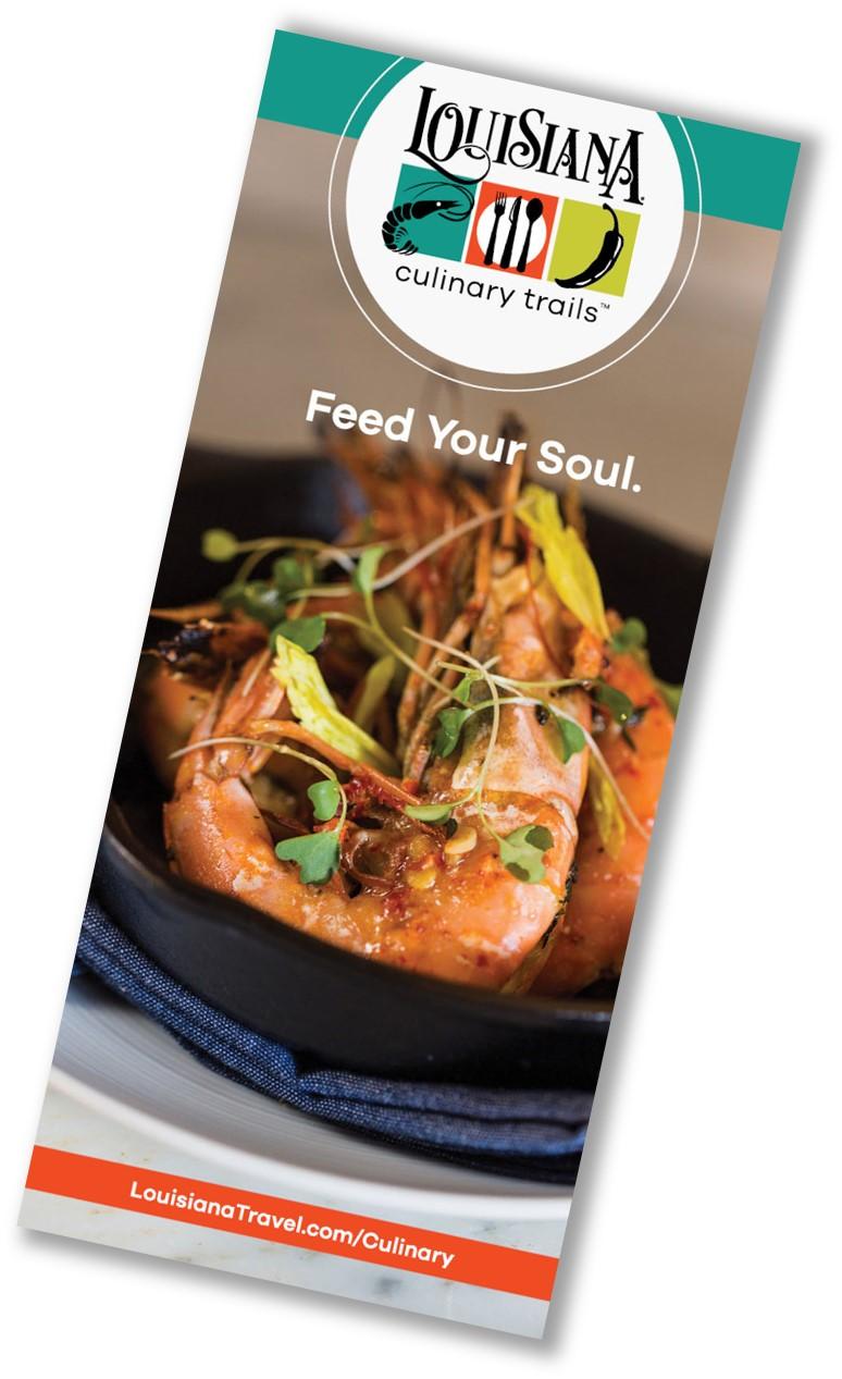 Culinary Trails Louisiana Travel Association