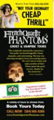 French Quarter Phantoms Brochure